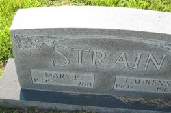 Mary Ellen <i>Drake</i> Strain
