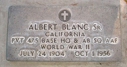 Albert Blanc