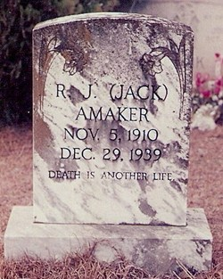 Robbie Joe Jack Amaker