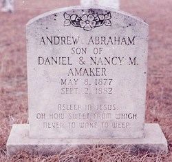 Andrew Abraham Amaker