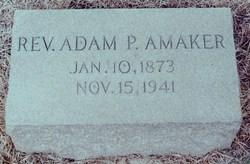 Rev Adam Perry Amaker