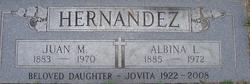 Jovita Hernandez <i>Riojas</i> Mendez