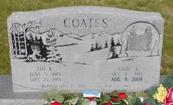VaLoy <i>Jensen</i> Coates
