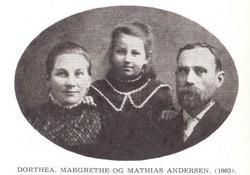 Karen Dorthea <i>Iversen Habenicht</i> Andersen