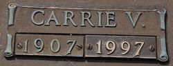 Carrie Lee <i>Van Huss</i> Barr