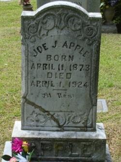 Joseph Johnson Joe Apple