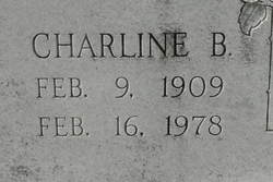 Charline <i>Brown</i> Whatley