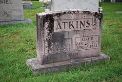 Alva Burton Atkins