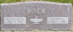 Joseph L. Joe Bock