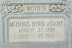 McInnis Byrd Adams