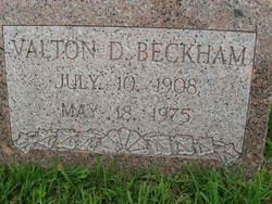Valton Delbert Beckham