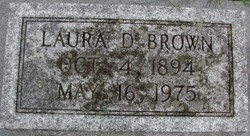 Laura <i>Dunagan</i> Brown
