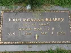 John Morgan Bilbrey