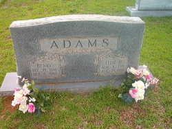 Dr Ellen Ellie <i>Harwell</i> Adams
