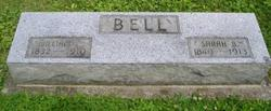 Sarah <i>Barnes</i> Bell