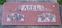 Thelma Leila Leila <i>Johnston</i> Abel