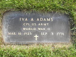 Iva Angeline Adams