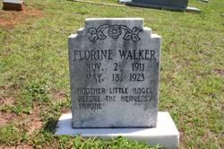 Florine Walker