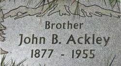 John B. Ackley