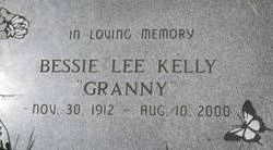 Bessie Lee <i>Mayner</i> Kelly