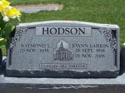 JoAnn <i>Larkin</i> Hodson