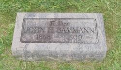 John Henry Bammann