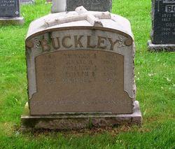 Annie <i>Aloysius</i> Buckley