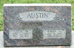Cleve G Austin