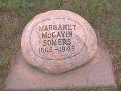 Margaret <i>McGavin</i> Somers