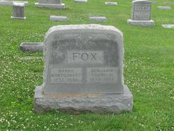 Nancy Penelope <i>Montgomery</i> Fox