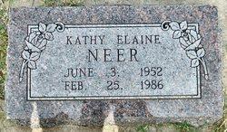 Kathy Elaine Neer