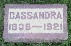 Julia Cassandra <i>Burr</i> Avise