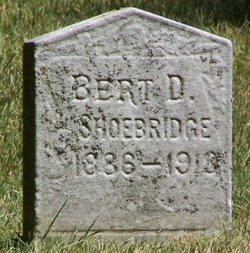 Bert D. Shoebridge