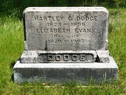 Elizabeth <i>Evans</i> Dodge