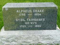 Alpheus Drake