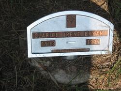 Clarice Irene Bryan