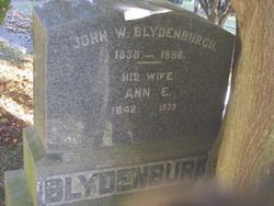 Ann Eliza <i>Newton</i> Blydenburgh