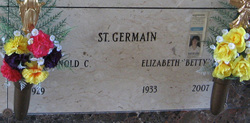 Elizabeth <i>Fox</i> St Germain
