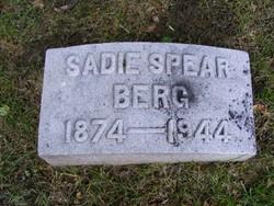 Sadie <i>Spear</i> Berg
