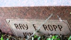 Ray E Ropp