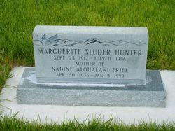 Nadine Alohalani <i>Hunter</i> Friel