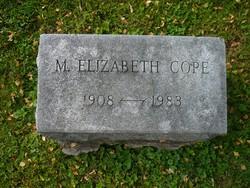 Mary Elizabeth <i>Bainbridge</i> Cope