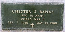 Chester S Banas