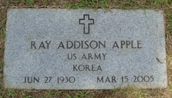 Ray Addison Apple