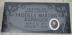 Priscilla <i>Martins</i> Kishbaugh