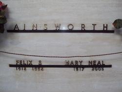 Felix S Ainsworth