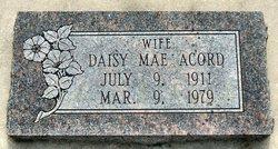 Daisy <i>Harrington</i> Acord