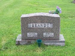 Hazel <i>Schenck</i> Brandt