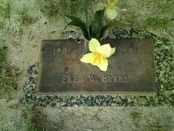 Fred Wayne Byers