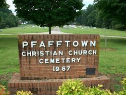 Pfafftown Christian Church Cemetery